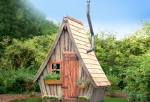 Fantasy-Häuser