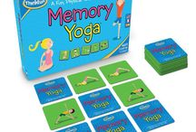 Yoga For Kids / Yoga for kids can help them self-calm and reduce anxiety. These great yoga games and activities are so much fun.