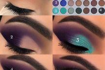 Sexy eye makeup !