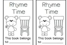 Rhyme Time / by Laura Justice