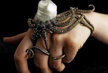 Baroque Pearl Rings