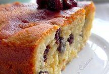 Gâteau à base alcohol