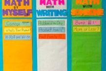Math Workshop / Math instruction