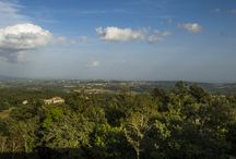 Viste panoramiche / Viste panoramiche dalle nostre terrazze.