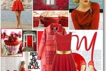 Fashion / Destacados de la moda, colores y prendas combinadas de mi total gusto. / by Magali Barahona