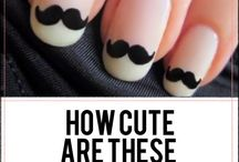 nail ideas  / by Heather Edwards