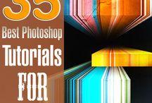 Photoshop tutorials / Quick help for photoshop