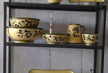 Traditional Provencal ceramic ware / Handcrafted, hand painted and always the best quality