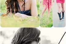 Photography ideas--seniors / by Jordan