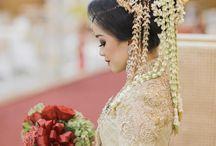 Real Wedding: Dhina & Edief Melayu Deli Wedding
