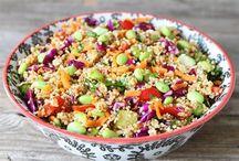 quinoa recipe's