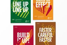 Posters/Illustraties/Graphic Design