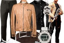 Star Wars Inspired Outfits / by Teri Hansen