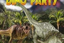 Ideen - Kindergeburtstag - Dino
