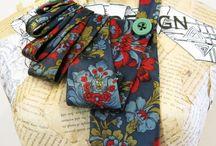 colier cravata