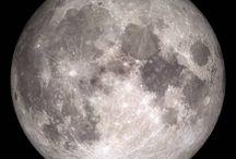 Moon 달 / 지구와 지구 위를 살아가는 우리의 영원한 반려자