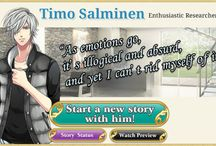 Shall we date? Love Tangle - Timo Salminen