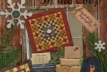 Quilt and Wool Applique Books