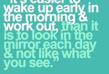 my gym inspiration♡♥