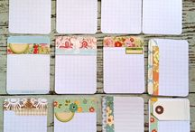 Project Life - Journaling Cards / by Andrea Wright