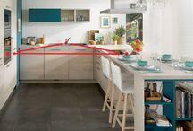 Cuisines   Blog Schmidt / Sur ce tableau, retrouvez les articles du Blog Schmidt sur la thématique de la Cuisine : astuces de rangement, tendances, décoration...