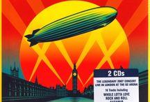 Led Zeppelin / Kompletní diskografie na CD hudební skupiny Led Zeppelin