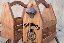 beer holder diy