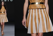 Hamilton SS 2011 / Las prendas estrella son los abrigos de verano, las faldas con el talle a la cintura y los tops de piel, en colores como el blanco, el marfil, toques de azul marino, crudo y cuero.  Esta colección fué elegida como la mejor de las presentadas en Cibeles Madrid Fashion Week SS2011, por un diseñador consagrado. Teresa Helbig Spring Summer 2011 PREMIO L'OREAL PARIS A LA MEJOR COLECCIÓN SS2011 CIBELES FASHION WEEK