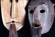 mascaras mapuches