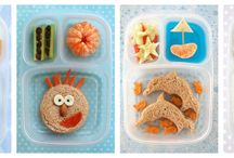 kids lunches / by Carla Guevara