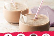 Recettes boissons / Recettes de boissons à partir de nos produits en vente sur www.chockies.net