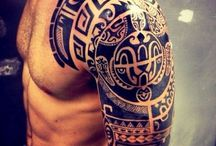 man tattoo