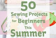 Sewing - beginners projects