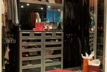 Master Closet / Ideas for organizing the closet / by Rebecca Sickles