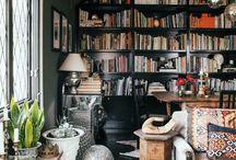 Bibliotheken, Bücher,Regale