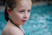 Afzwemmen Silke / Afzwemmen B diploma Silke