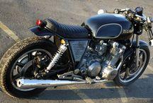 Motocycles / #motocycle #bobbers #custom #bikes