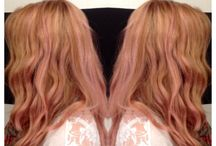 Hair Design by Lindsay Syrus / by Lindsay Cleek Syrus