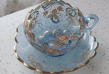 Королевская стеклянная посуда