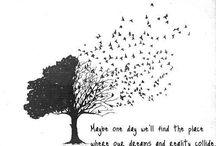 en dag kommer jag veta massa saker om livet / Tål att tänkas på