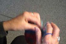 Knitting Tutorials - U Tube