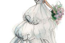 Ideas dibujo boda