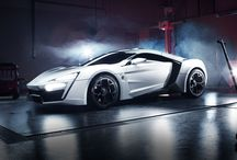 Lykan Hypersport / 3rd most expensive car in the world