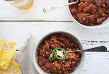 Legumes, Beans, Grains & Pulses