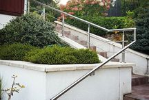 Garde corps Inox - Escaliers