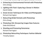 Image Editing / The list of tutorials for Image editing