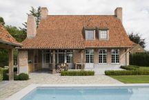 Klassieke huizen / Klassieke bouwstijl