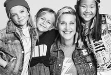 GapKids x ED / we're excited to introduce the GapKids x ED by Ellen collection, empowering girls everywhere. our collaboration with ellen degeneres' new lifestyle brand, ED is now available in-store and online at gap.com/ED. / by GapKids