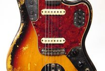Fender Jaguar♠︎