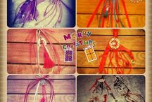 Handmade by me !! / handmade craft